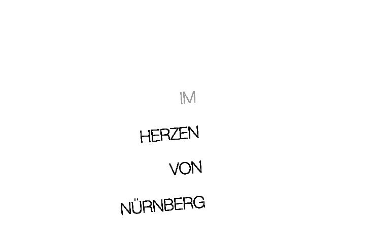 Im Herzen von Nuernberg